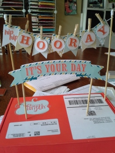 Hip Hip Hooray - It's Your Day